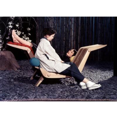 **** Charlotte Perriand, égérie du design moderne