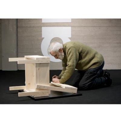 Enzo Mari (1932-2020), un des derniers maestri du design s'est éteint à Milan (i)